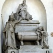 Tomb of Dante — Stock Photo