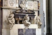 Tomb of Michelangelo Buonarroti — Stockfoto