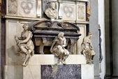 Tomb of Michelangelo Buonarroti — Стоковое фото