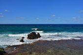 Indian ocean coast — Stock Photo