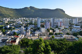 Port Louis — Stock Photo