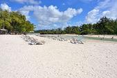 Strand op het eiland van de lijfeigenen — Stockfoto