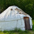 Stock Photo: Nomadic Yurt