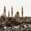 Stock Photo: Cairo cityscape