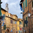 Siena, Italy — Stock Photo