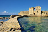 Methoni castle — Stock Photo
