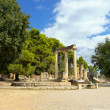 Stock Photo: Greece Olympia origin of the Olympic games