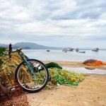 Koroni seafront — Stock Photo