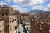 Sanaa, Yemen — Stock Photo
