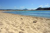 Voidokilia beach — Stock Photo