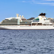Luxury cruise ship Seabourn Odyssey — Stockfoto