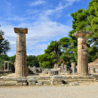 Greece Olympia origin of the Olympic games — Stock Photo
