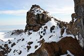 Vetta del kilimanjaro — Foto Stock
