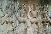 Angkor wat — Stockfoto