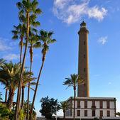 Maspalomas Lighthouse — Stock Photo
