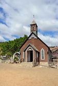Protestant church — Stock Photo