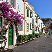 Puerto Mogan, Gran Canaria — Stock Photo