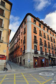 Calle Mayor, Madrid — Stock Photo