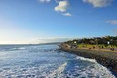 Maspalomas coast — Stock Photo