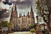 Cathedral in Arucas, Gran Canaria — Stock Photo