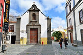 Ermita de San Antonio Abad church — Stock Photo