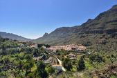 Fataga, Gran Canaria — Stock Photo
