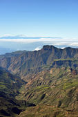 Gran Canaria landscape — Stock Photo