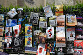 Posters, Avignon Theater Festival — Stock Photo