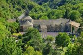 Klostret i senanque — Stockfoto