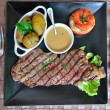 Постер, плакат: Entrecote steak