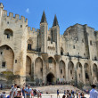 Popes Palace, Avignon — Stock Photo #51178291
