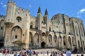 Popes Palace, Avignon — Stock Photo