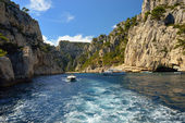 Cassis calanque — Stock Photo