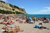 Cassis, French riviera  — Stock Photo