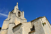 Cathedral in Bonnieux — Stock Photo