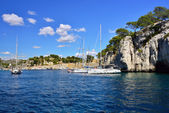 Calanques, Cassis — Stock Photo