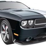 American pony car.cdr — Stock Vector