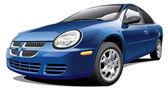 American four-door sedan — Stock Vector