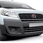 Italian light commercial vehicle — Stock Vector