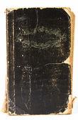 Couverture de livre ancien d'ornement — Photo