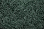 Green wool material — Stock Photo