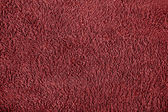 Red wool material — Stock Photo