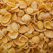 Healthy Eating - Corn Flakes — Stock Photo