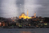 Istanbul after rain — Stock Photo