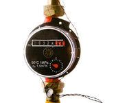 Water meter — Stock Photo