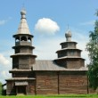 Ancient wooden church. — Stock Photo #14586639