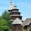 Ancient wooden church. — Stock Photo #14586643