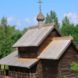 Ancient wooden church. — Stock Photo