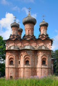 Trinity Church Dukhov Monastery. — Stock Photo