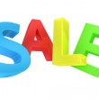 Sale sign — Stock Photo #11524769